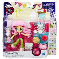 EQUESTRIA GIRLS MINIS FLUTTERSHY CON ACCESORIOS