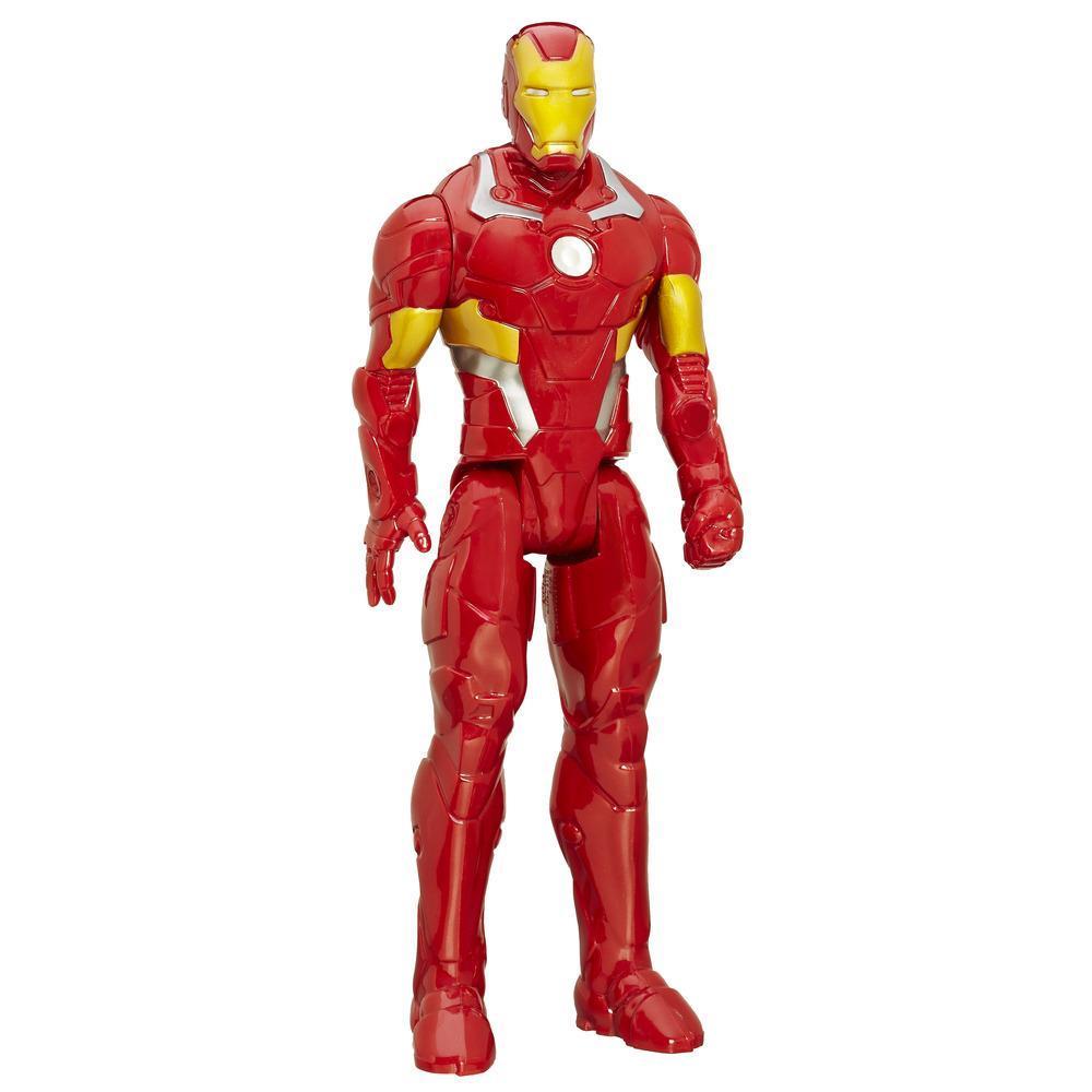 Titan Iron Man Solid