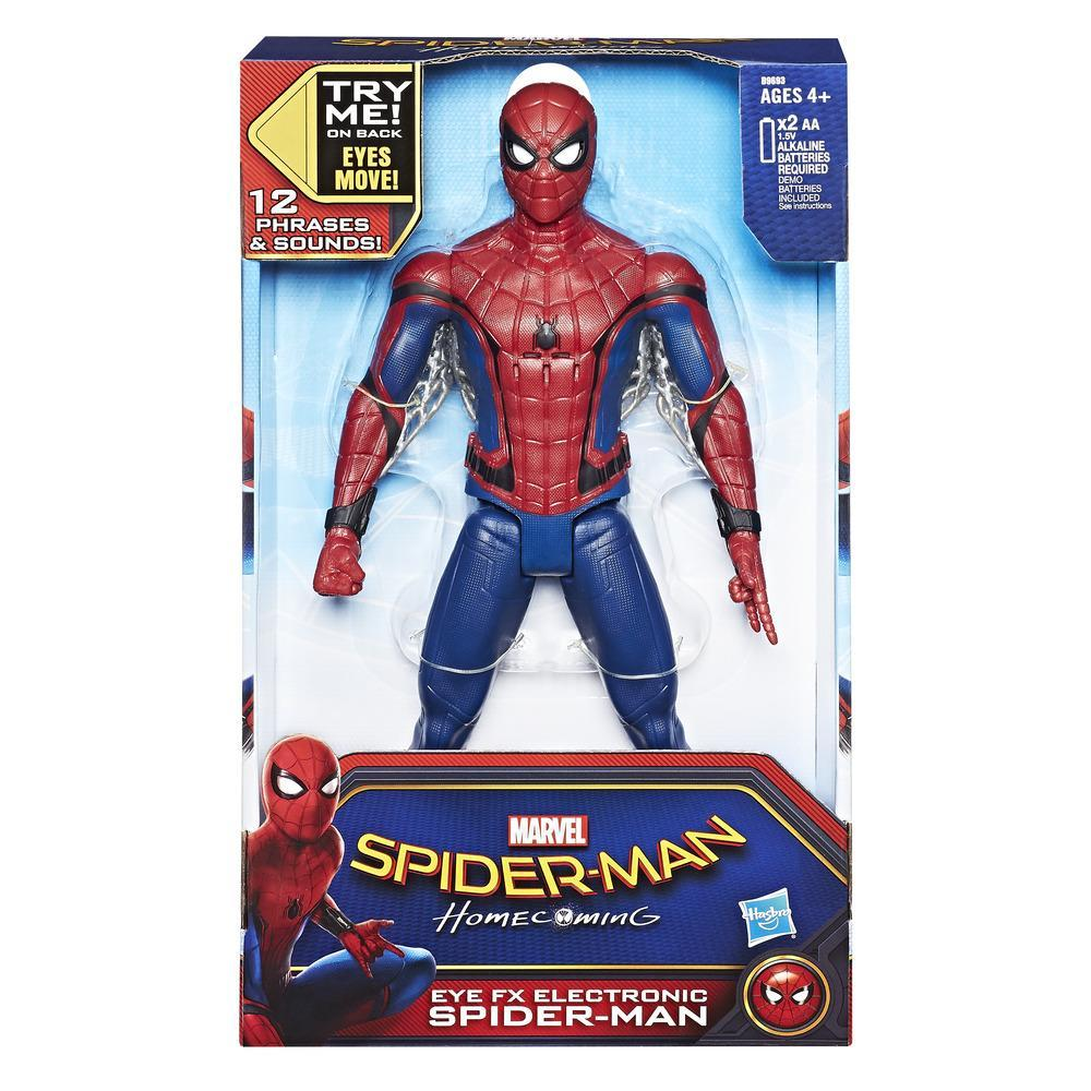 SPIDERMAN FIGURA ELECTRONICA