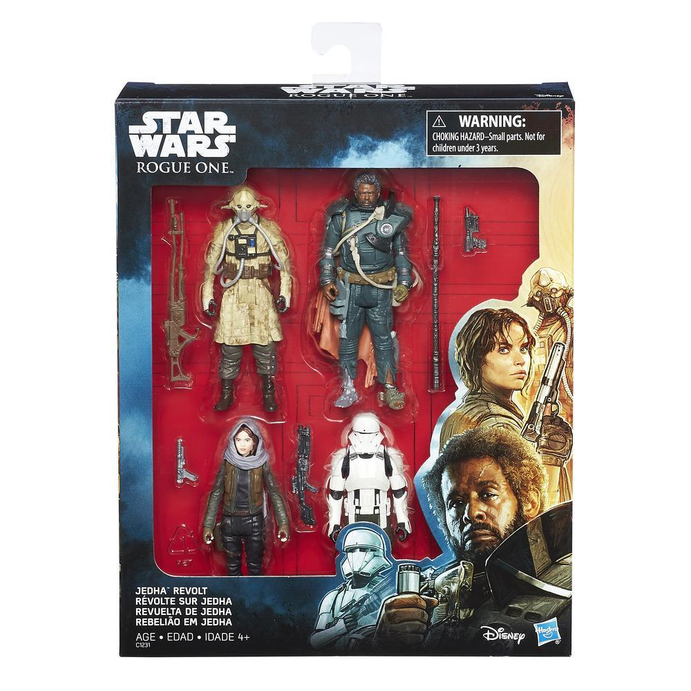 STAR WARS ROGUE ONE PACK-LANZAMIENTO DVD