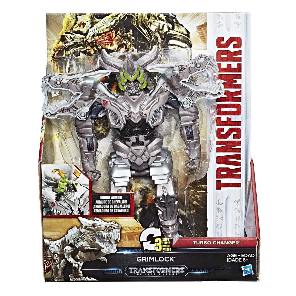 TRANSFORMERS 5- ARMOR UP TURBO CHANGER 2