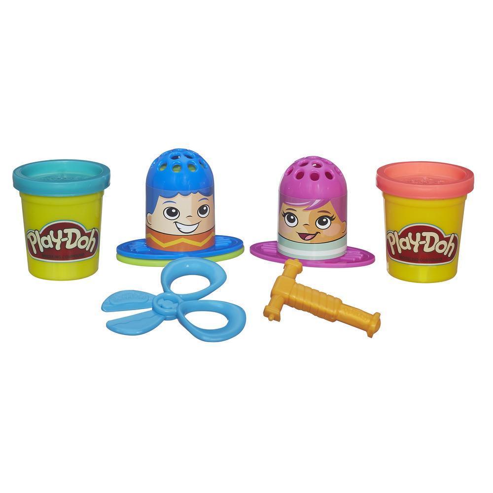 PLAY-DOH CREA Y CORTA