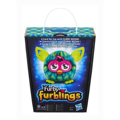 Furby Furbling Pavo Real