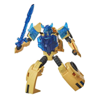 TRANSFORMERS CYBERVERSE  BATTLE CALL TROOPER   BUMBLEBEE