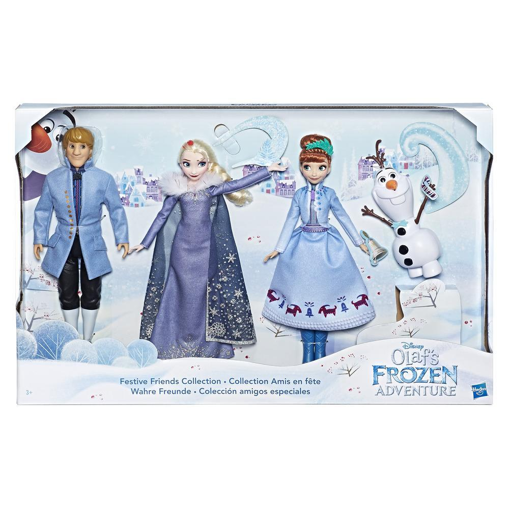 FROZEN HOLIDAY AMIGOS ESPECIALES