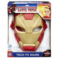 Capitán América  Iron Man Movie Máscara Electrónica