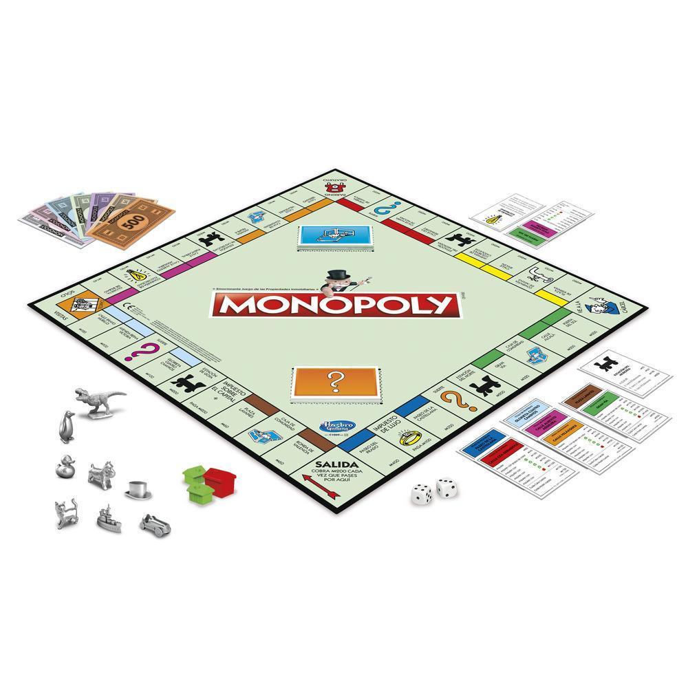 MONOPOLY MADRID