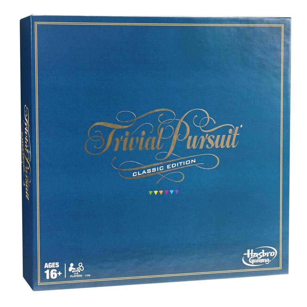 TRIVIAL PURSUIT CLÁSICO