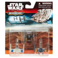 STAR WARS MICROMACHINES X-WING