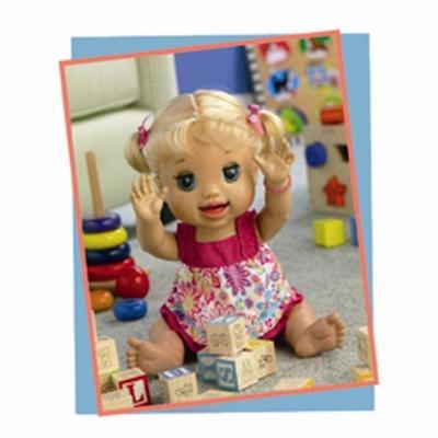 BABY ALIVE -  Helena mi nena rubia