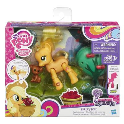PONIS CON MOVIMIENTO -APPLEJACK