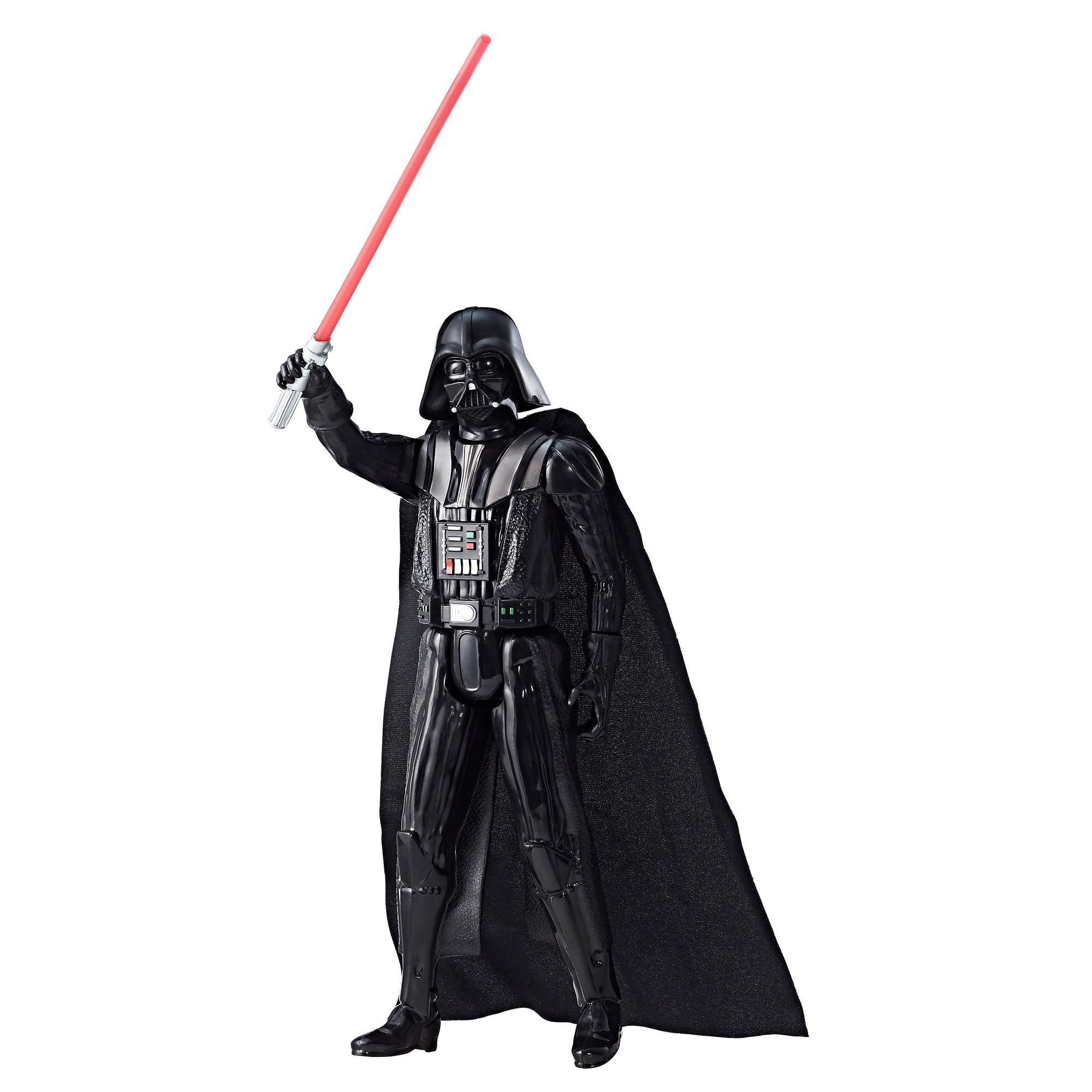 STAR WARS EPISODIO 8 HERO SERIES FIGURA DARTH VADER