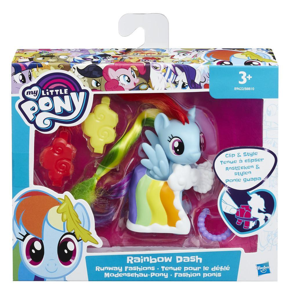 MY LITTLE PONY FASHION PONIS
