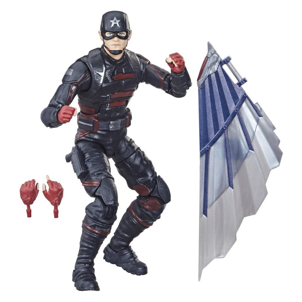 Figura de acción de 15 cm de U.S. Agent de Hasbro Marvel Legends Series