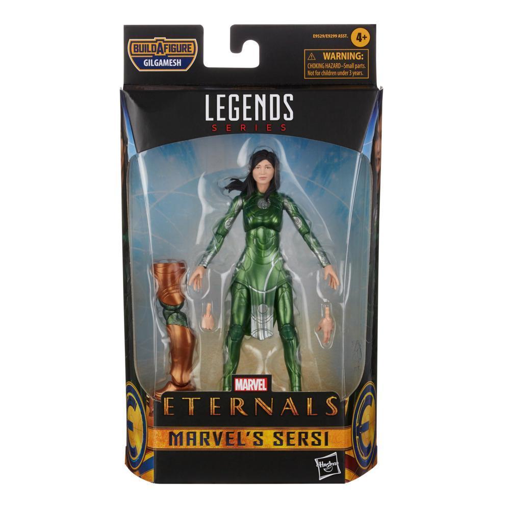 Sersi de Marvel Legends Series The Eternals