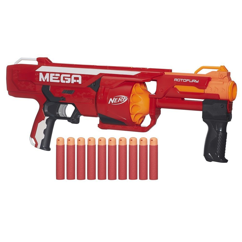 Nerf N-Strike Mega Serie RotoFury Blaster