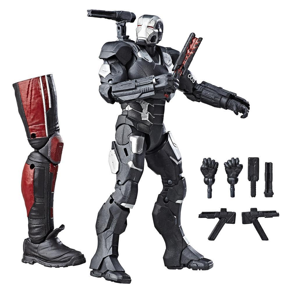 MARVEL LEGENDS FIGURA 15 CM  WAR MACHINE