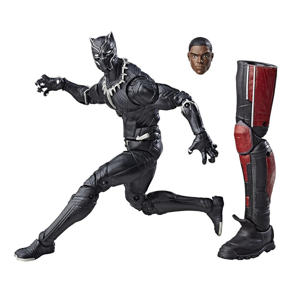 MARVEL LEGENDS FIGURA 15 CM BLACK PANTHER