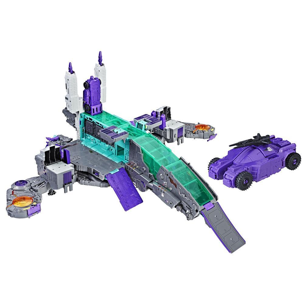 TRANSFORMERS GENERATIONS TITAN TRYPTICON
