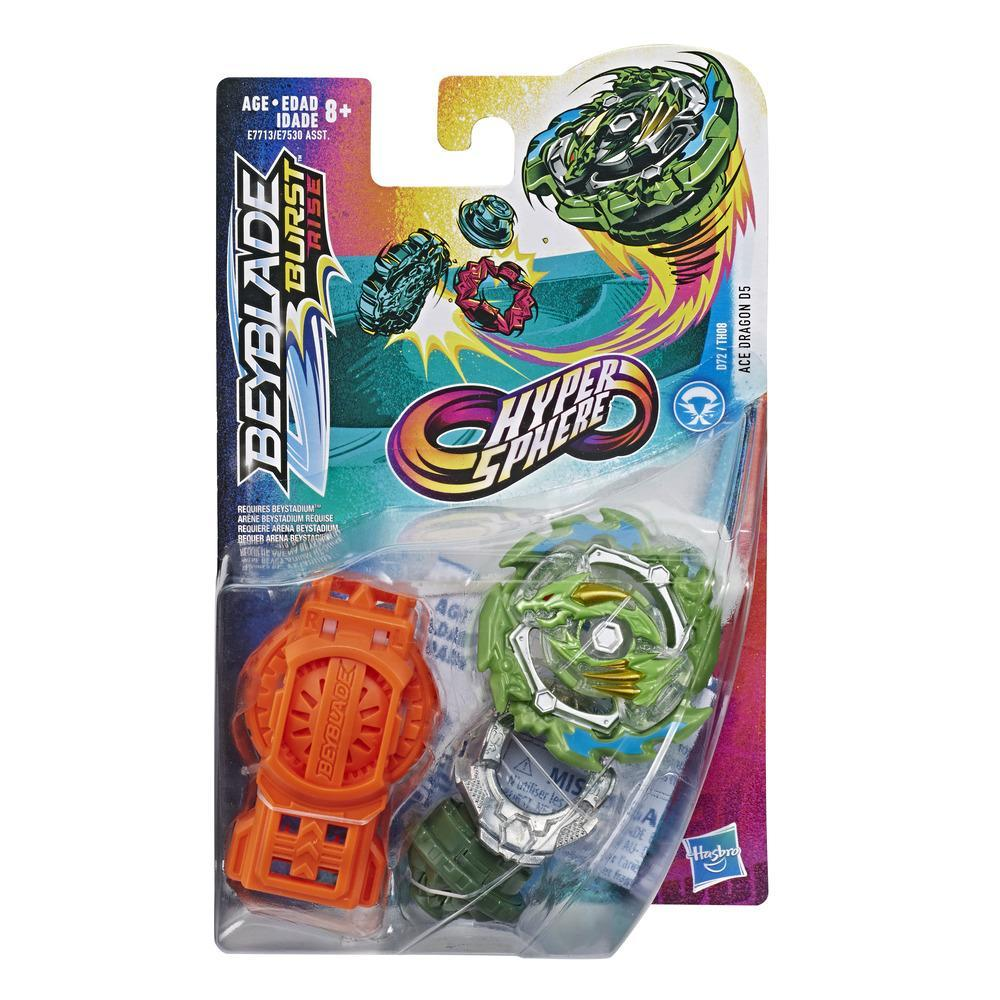 BEYBLADE HYPERSPHERE ACE DRAGON D5 RD