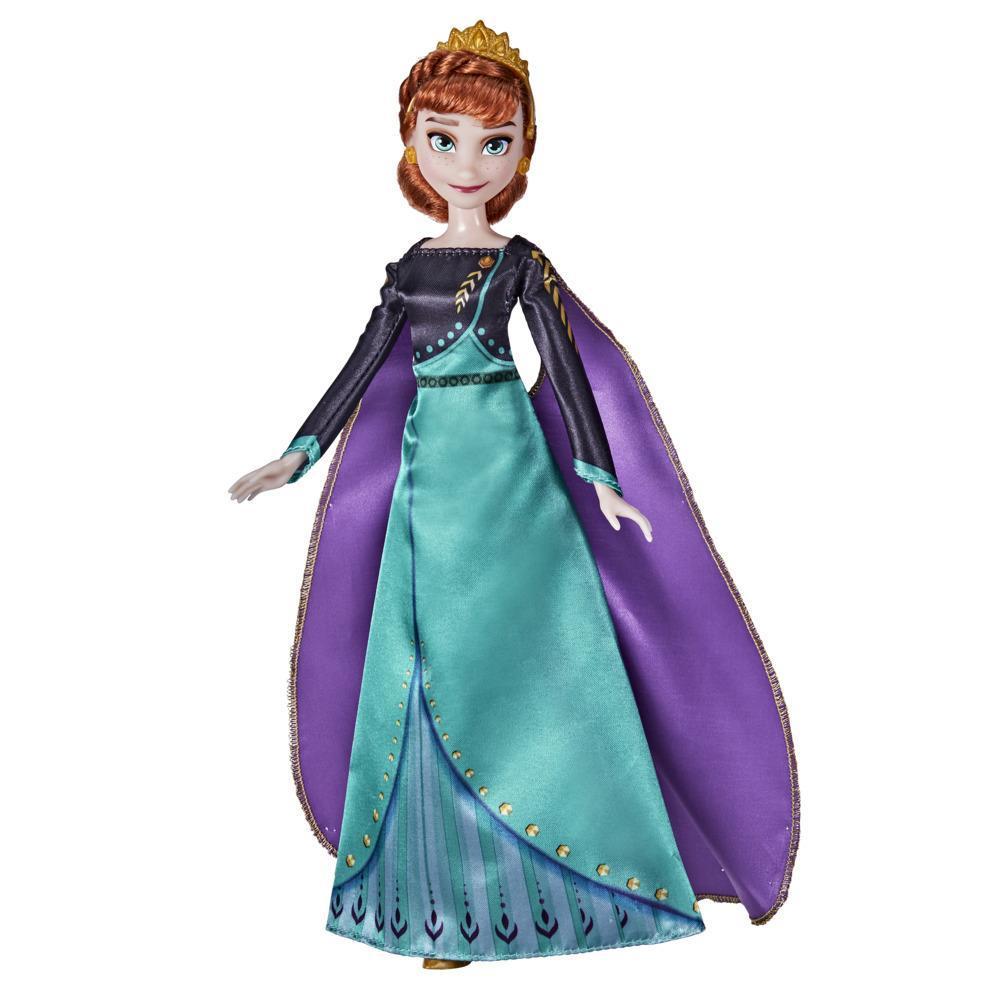 Muñeca de Reina Anna de Frozen 2 de Disney