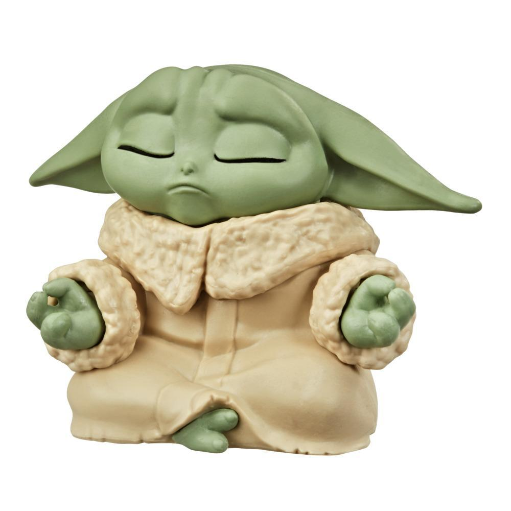 Star Wars The Bounty Collection - Serie 3 - Figuras The Child - Pose de meditación