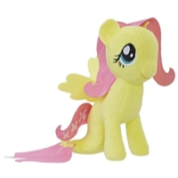 MY LITTLE PONY PELUCHE   FLUTTERSHY