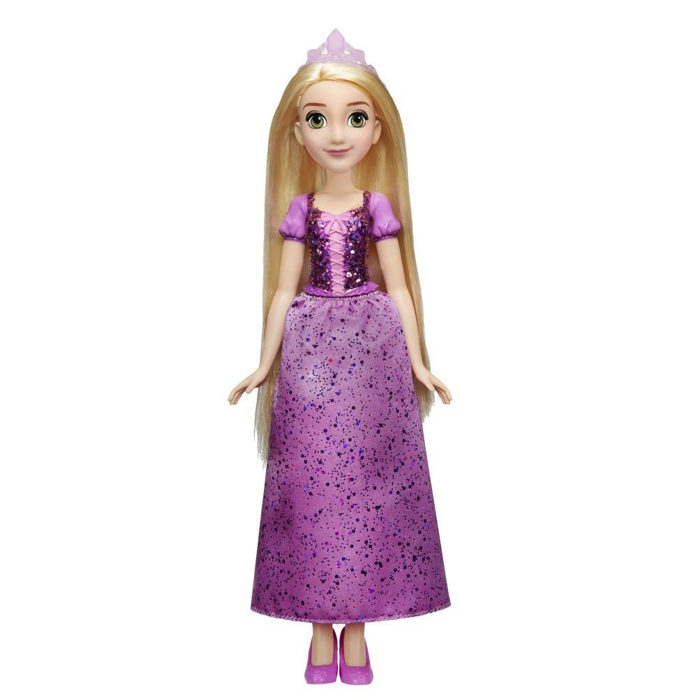 DISNEY PRINCESS MUÑECA BRILLO REAL RAPUNZEL