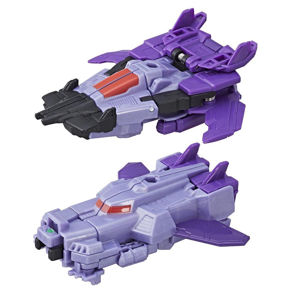 TRANSFORMERS RID  SHOCKDRVE WARNADO