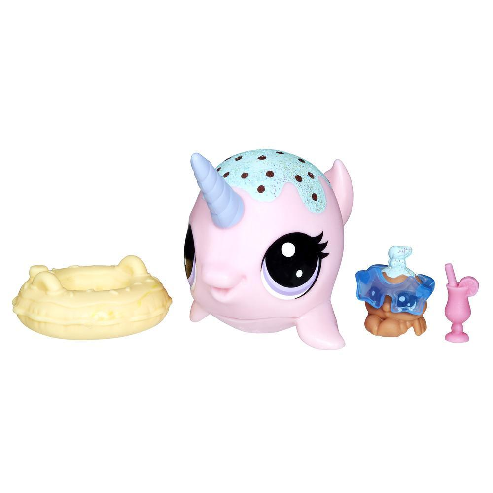 LPS PET PAIRS NARWHAL RARE