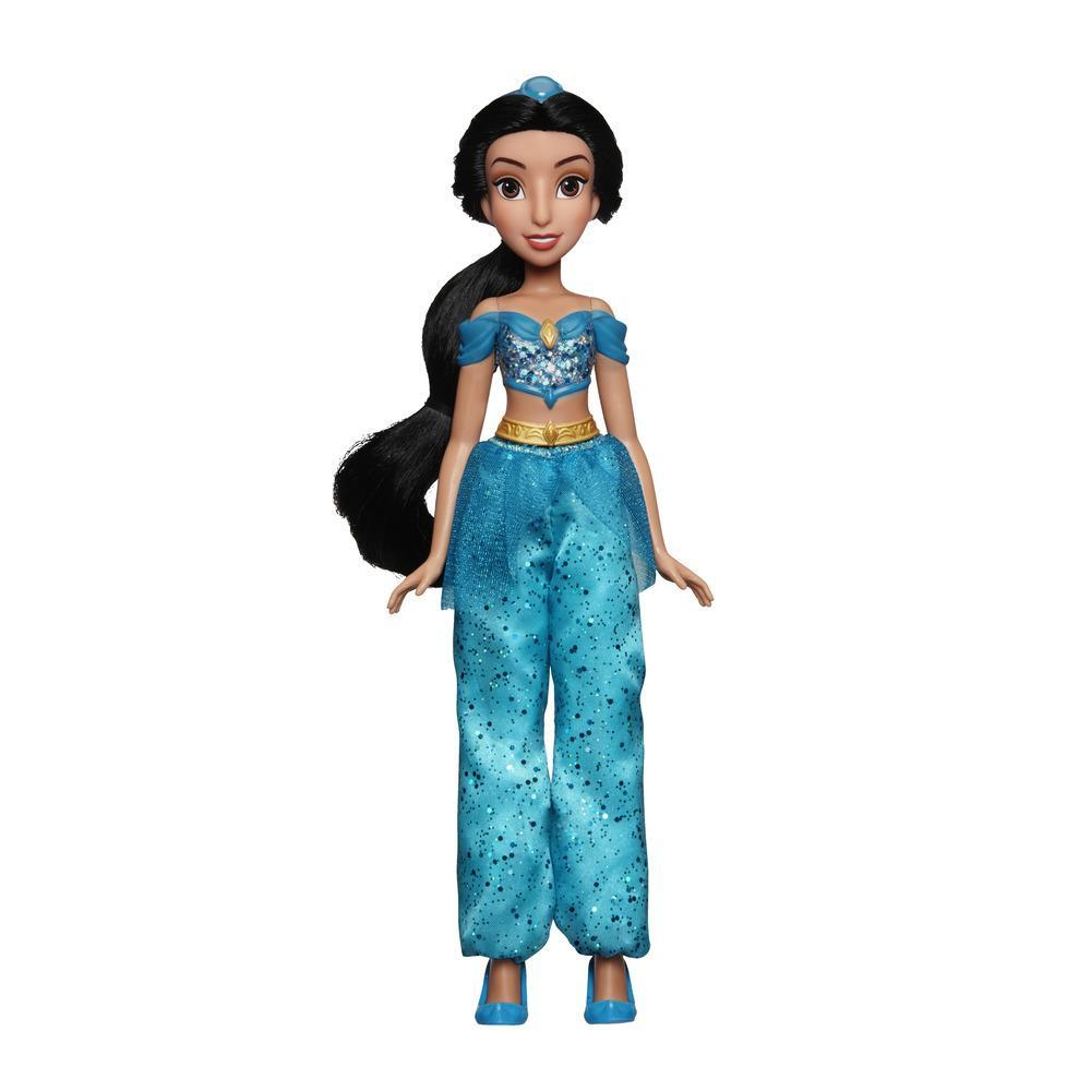 DISNEY PRINCESS MUÑECA BRILLO REAL JASMIN