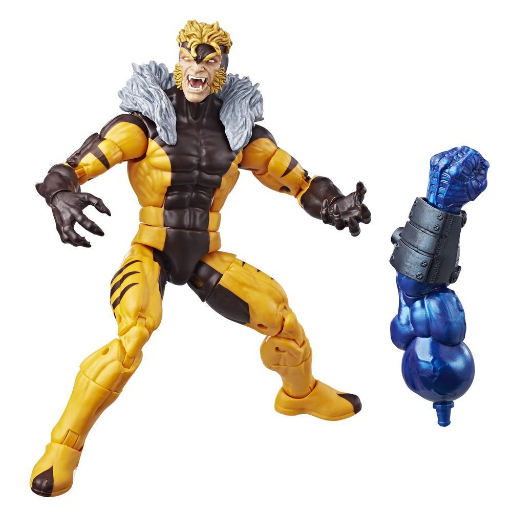 MARVEL X MEN LEGENDS SABRETOOTH