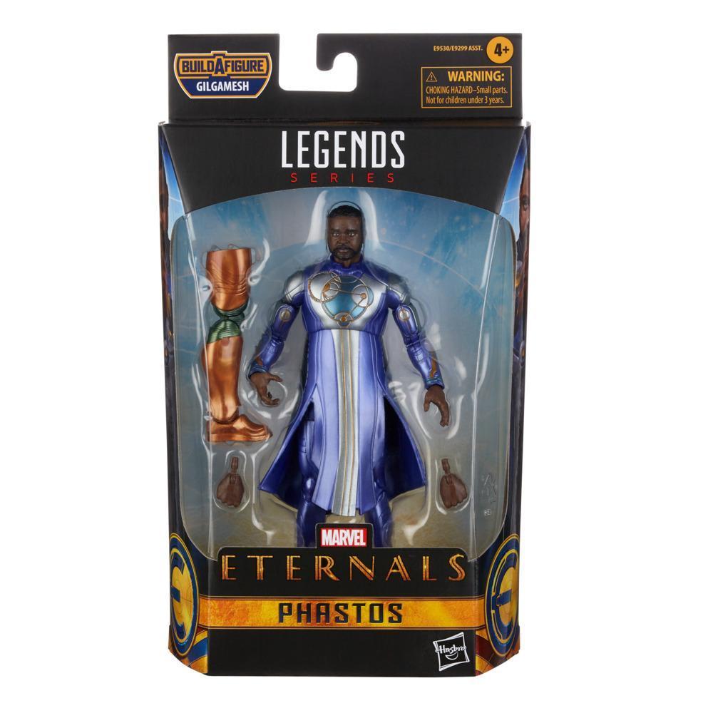 Phastos de Marvel Legends Series The Eternals