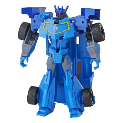 Transformers Cyberverse 1-Step Changer Soundwave