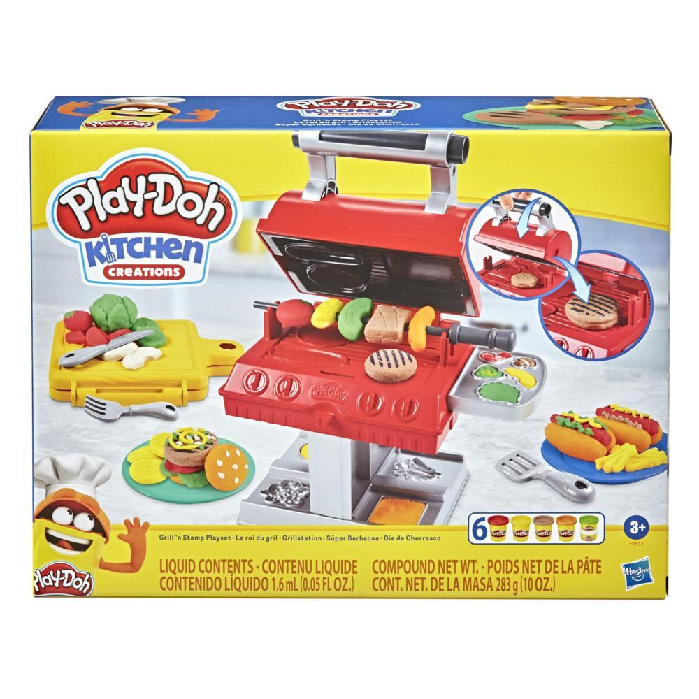 PLAY-DOH SUPER BARBACOA