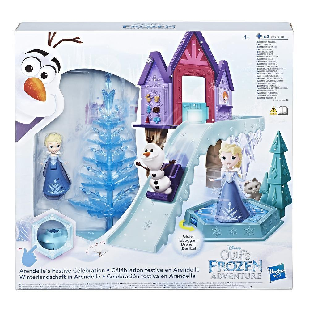 FROZEN MINI HOLIDAY PLAYSET