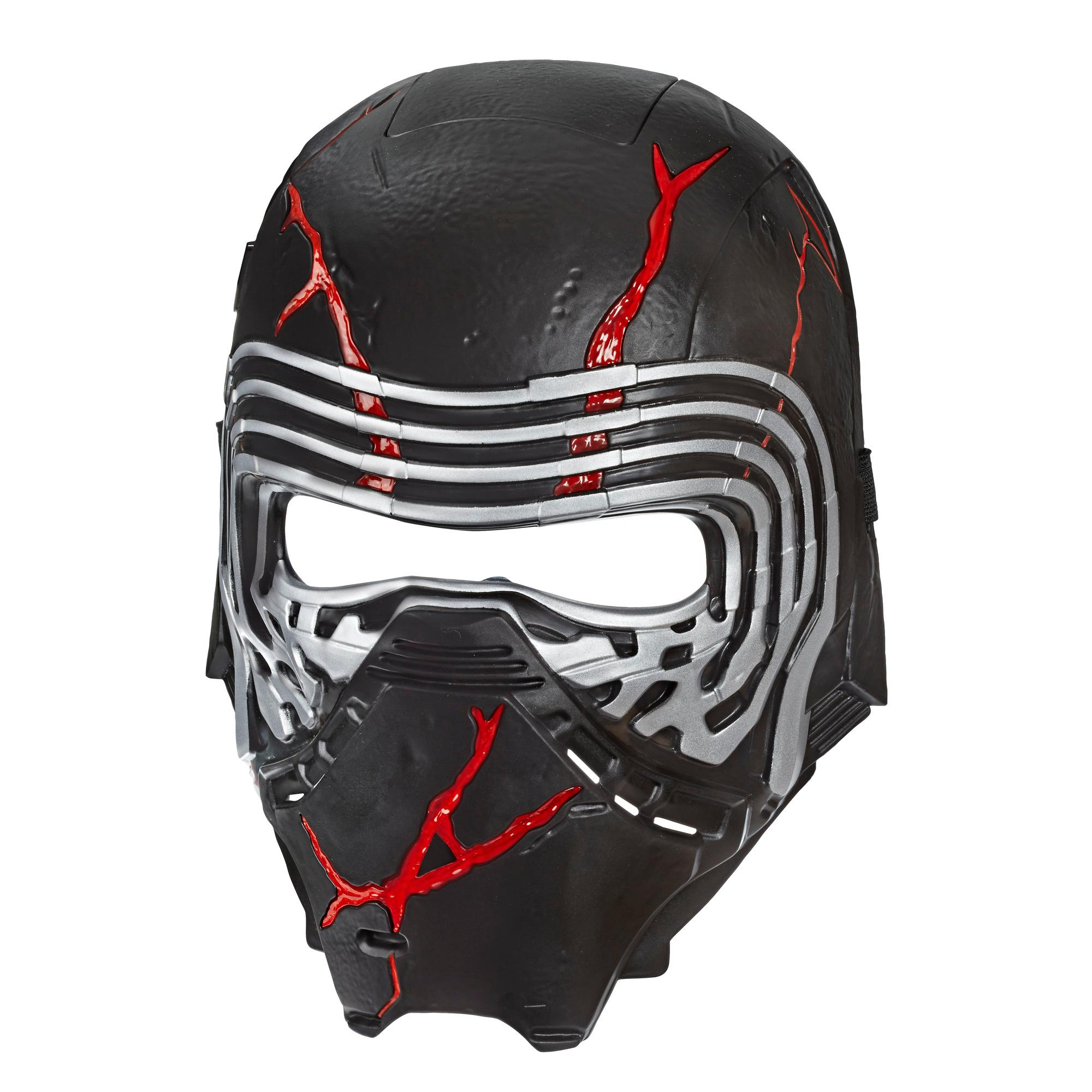 STAR WARS MÁSCARA ELECTRONICA FORCE RAGE KYLO REN
