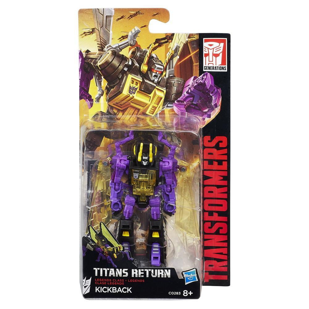 Transformers Generations Titans Return Kickback