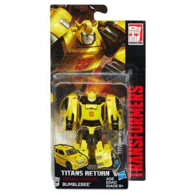GENERATIONS LEGENDS BUMBLEBEE