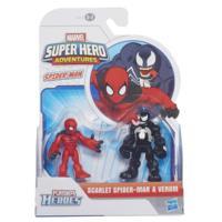 PLAYSKOOL HEROES - SPIDERMAN PACK 2 FIGURAS