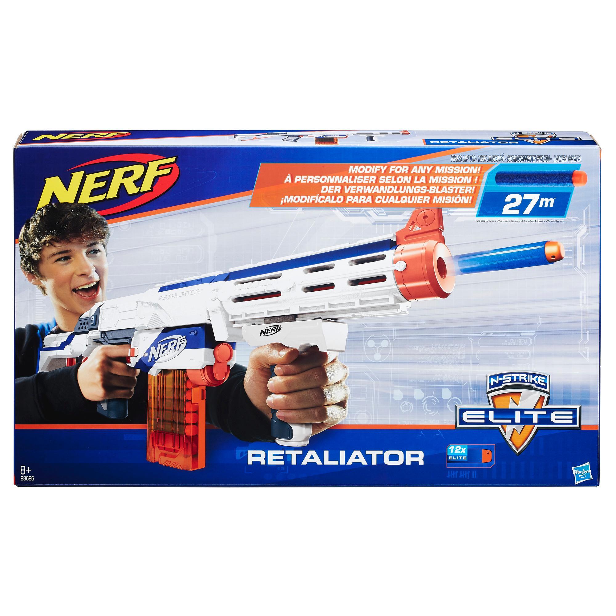 NERF -  ELITE Retaliator