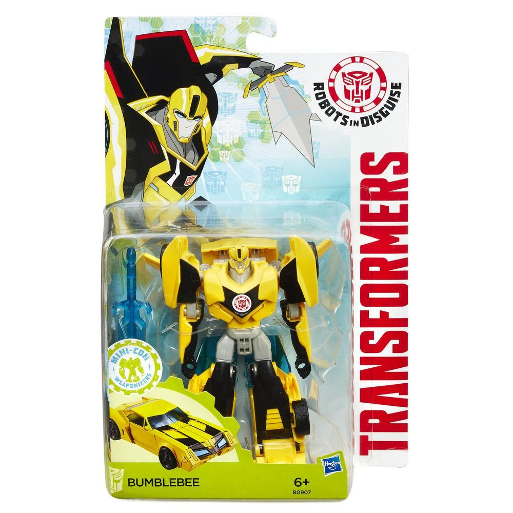 RID WARRIORS BUMBLEBEE