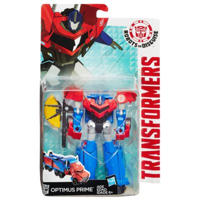 TRANSFORMERS FIGURA WARRIORS OPTIMUS PRIME