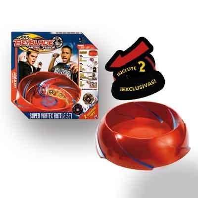 BEYBLADE Metal Fusion - Super Estadio de Combate