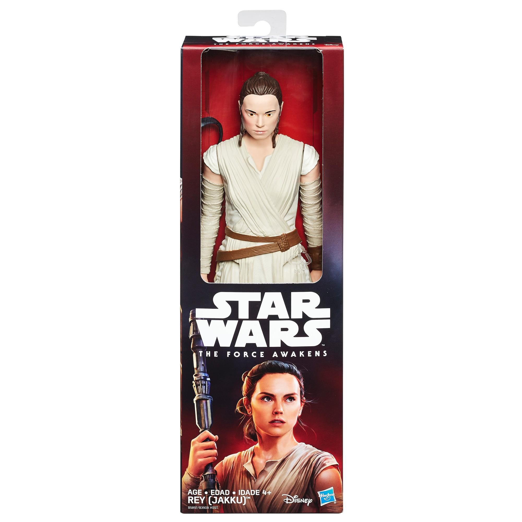 STAR WARS HERO SERIES REY JAKKU