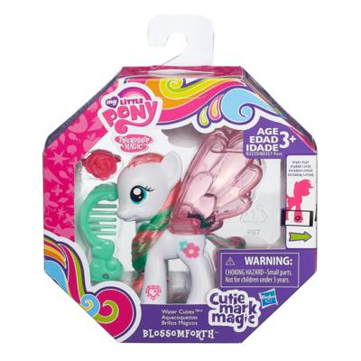 MY LITTLE PONY BRILLOS MÁGICOS -BLOSSOM FORTH
