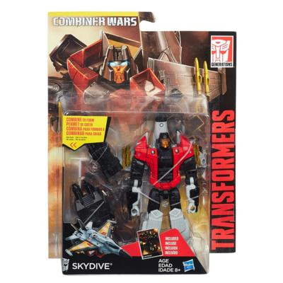 TRANSFORMERS GENERATIONS DELUXE SKYDIVE