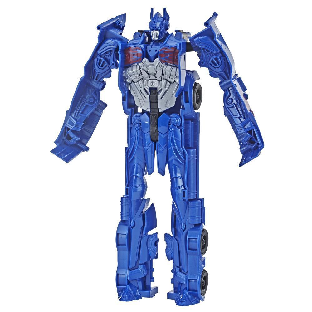Transformers: Bumblebee - Cambiadores Titanes Optimus Prime