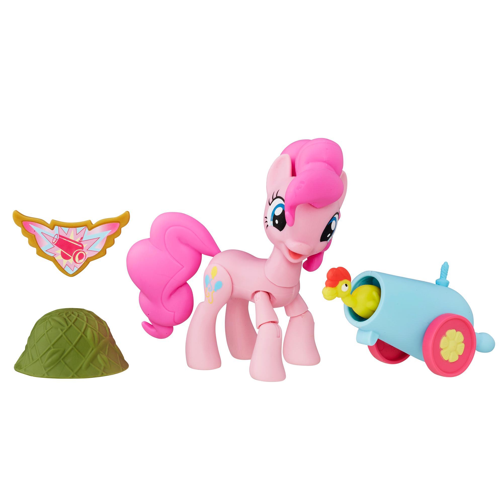 My Little Pony Guardians of Harmony - Figura de Pinkie Pie