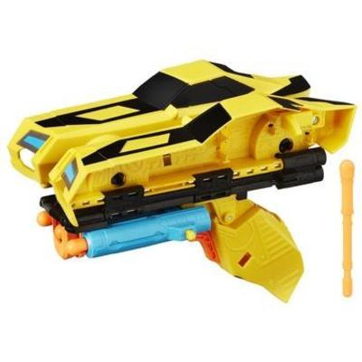 Lanzador Transformers Robots in Disguise 2 en 1 de Bumblebee